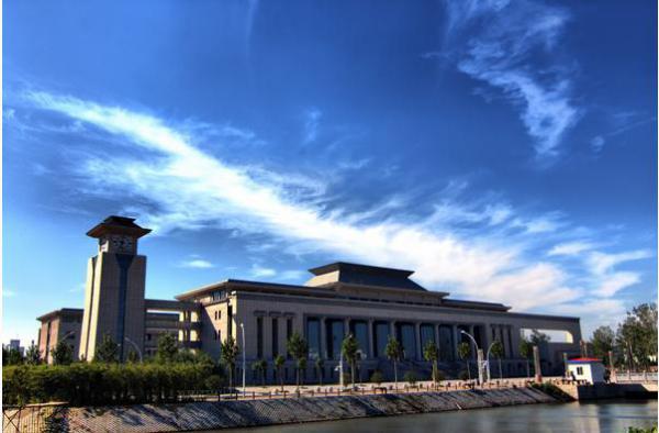 黄淮学院图书馆