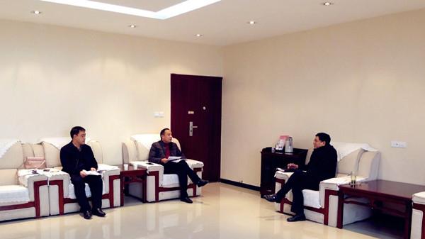 校党委副书记王冰参加经济与管理学院2017年度处级以上党员领导干部民主生活会