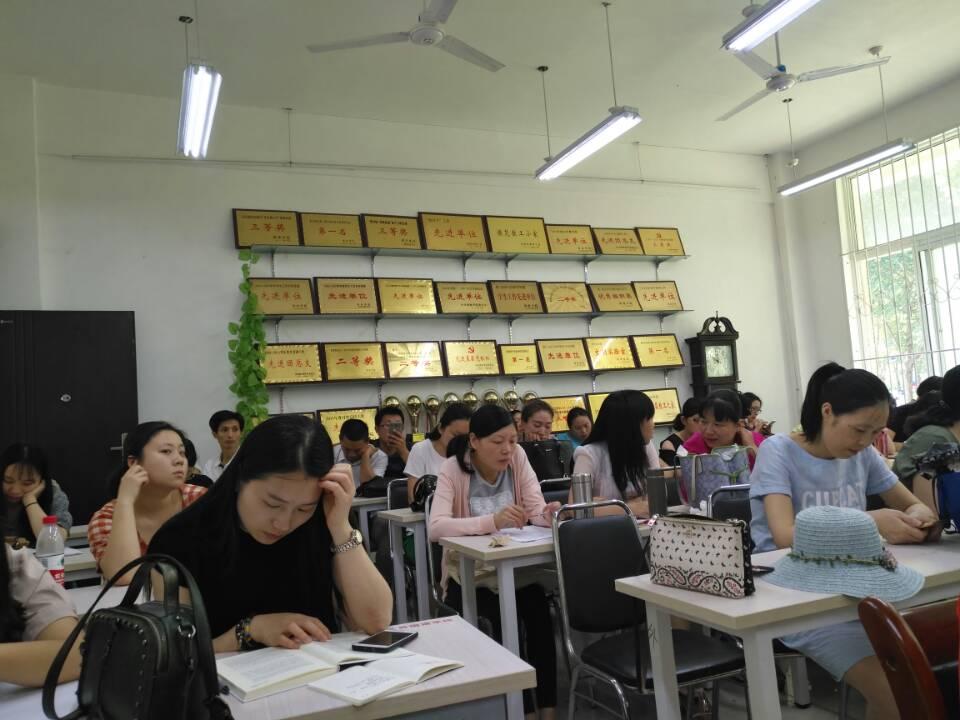 外国语学院组织开展学习习近平总书记在北大师生座谈会上重要讲话精神会议