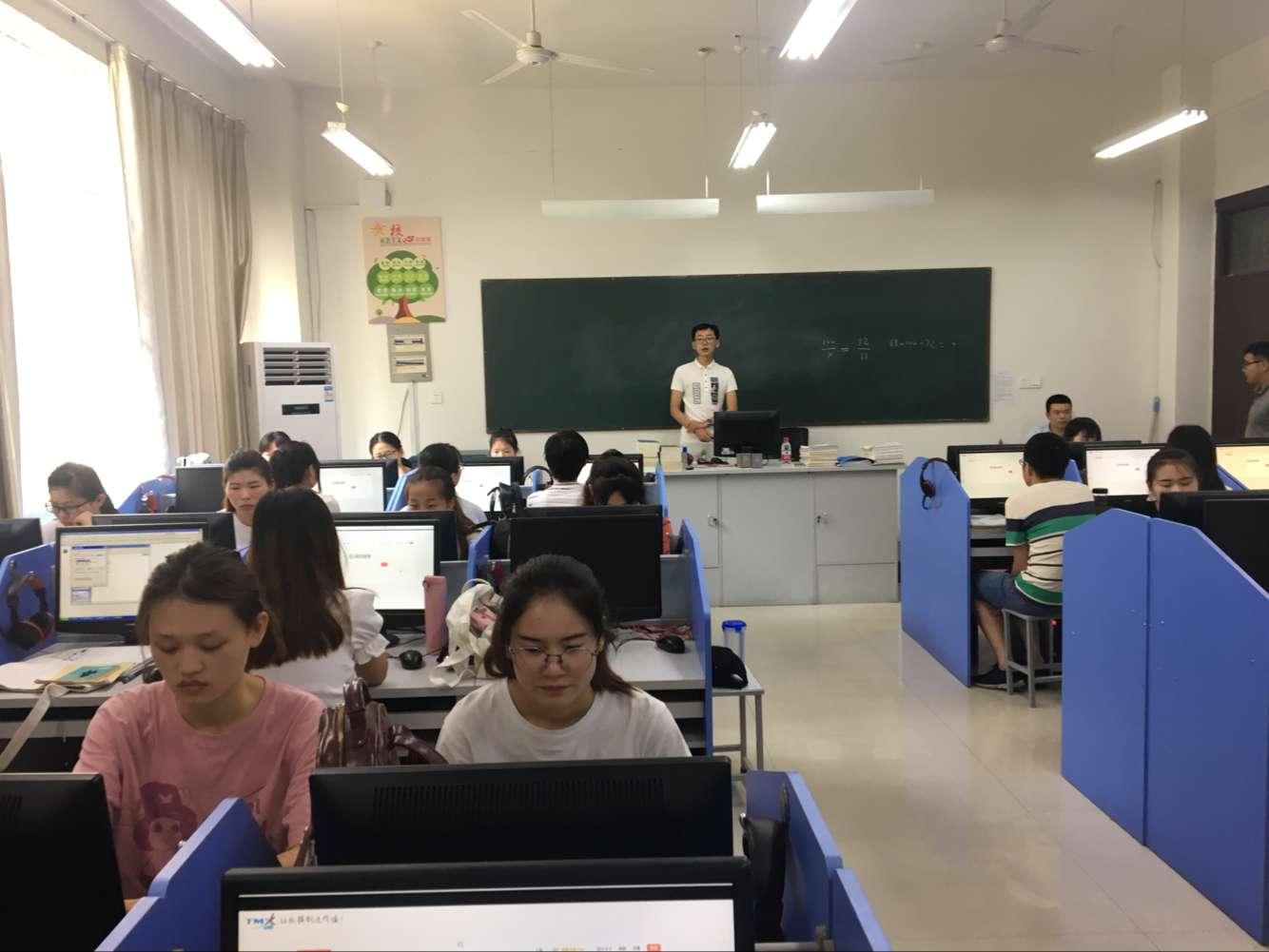 """外国语学院举办""""Tmxmall高校行""""翻译技术讲座"""