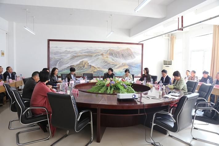 河南省专家组赴我校医学院开展新增专业申报
