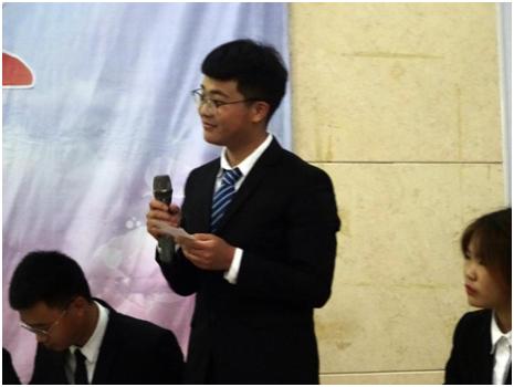 经济与管理学院荣获我校考研就业辩论赛冠军