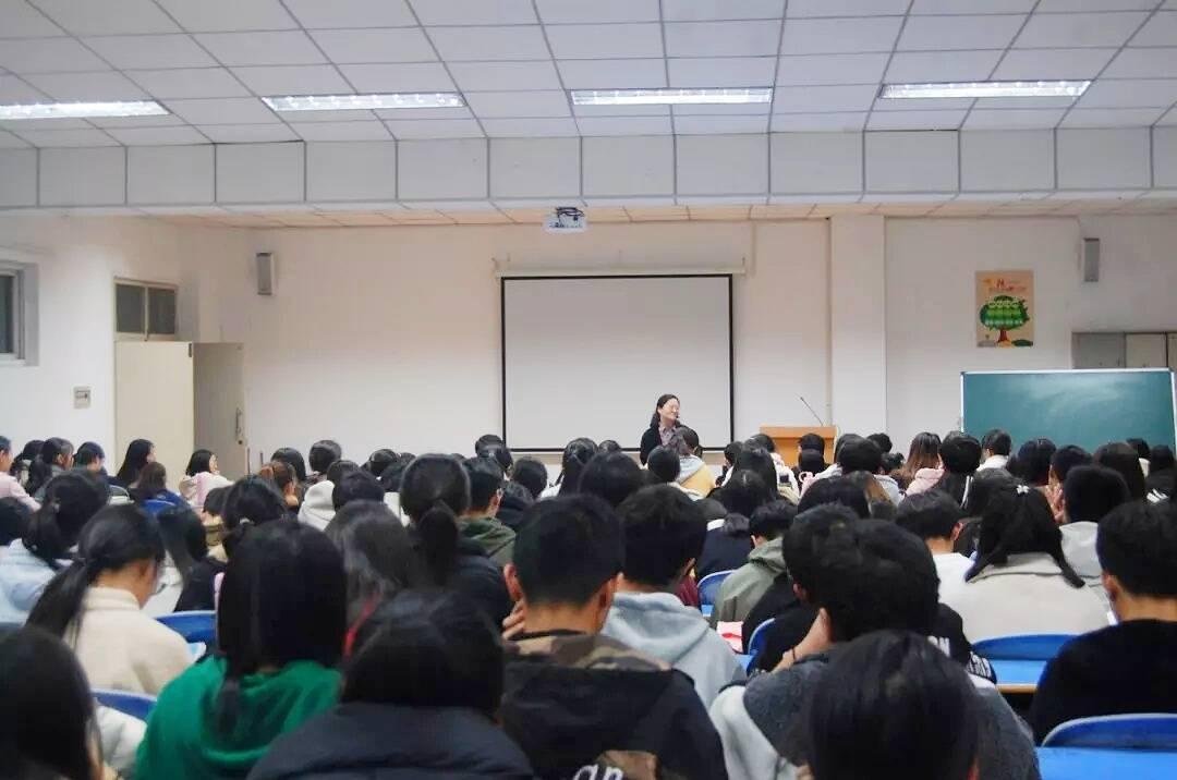 建筑工程学院举办考研英语专题讲座