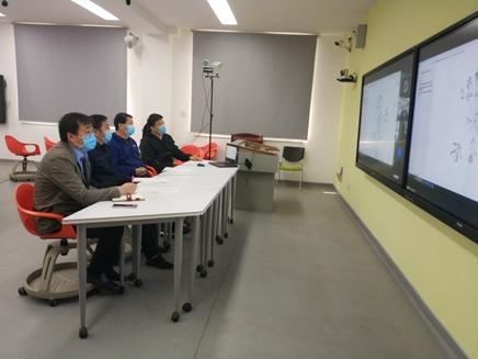 国际教育学院召开软件工程一流专业内涵建设推进会