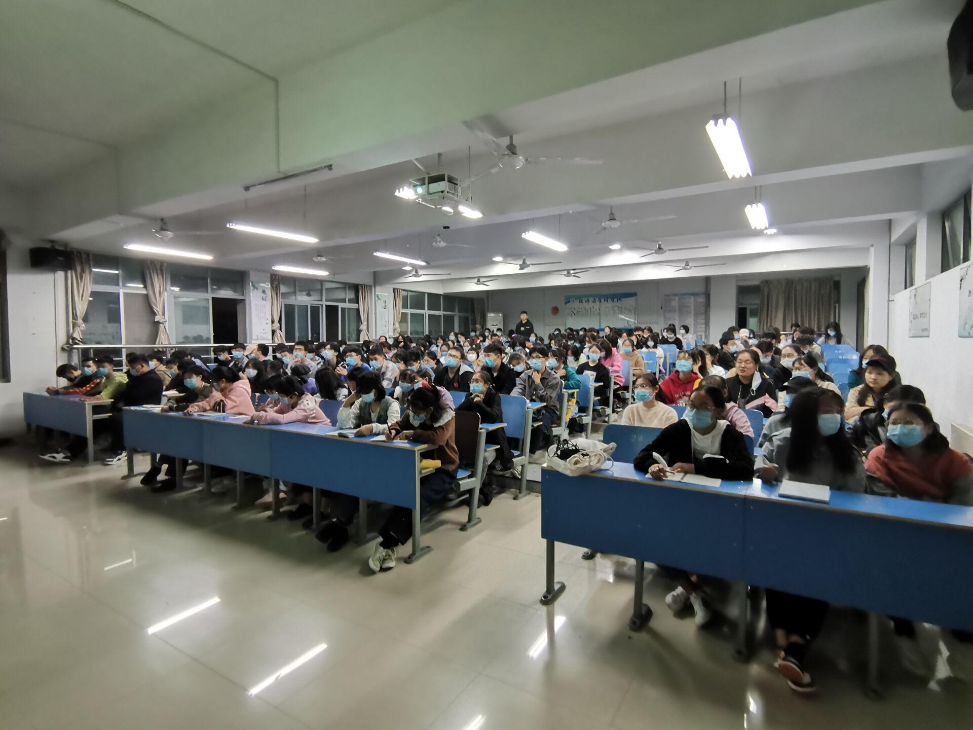 中国人民财产保险公司驻马店分公司参与招聘会