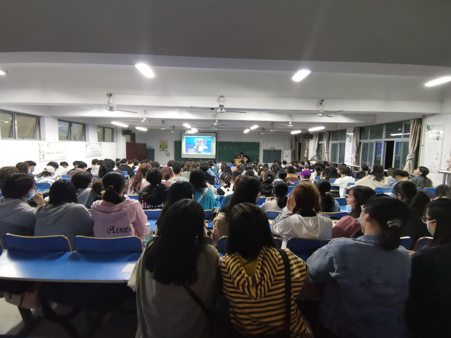 驻马店长荣国际酒店有限公司参与就业招聘会