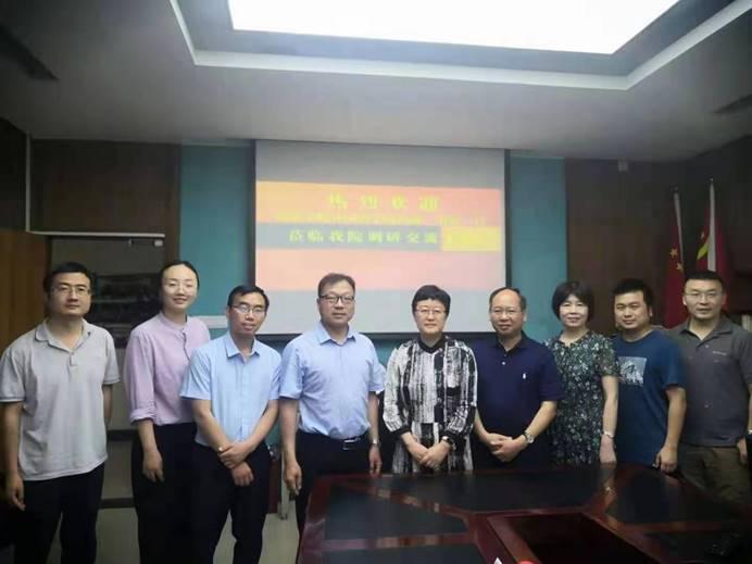 办实事、开新局——外国语学院赴广东高校、企业  交流考察调研